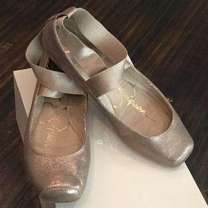 Jessica Simpson ballet shoes